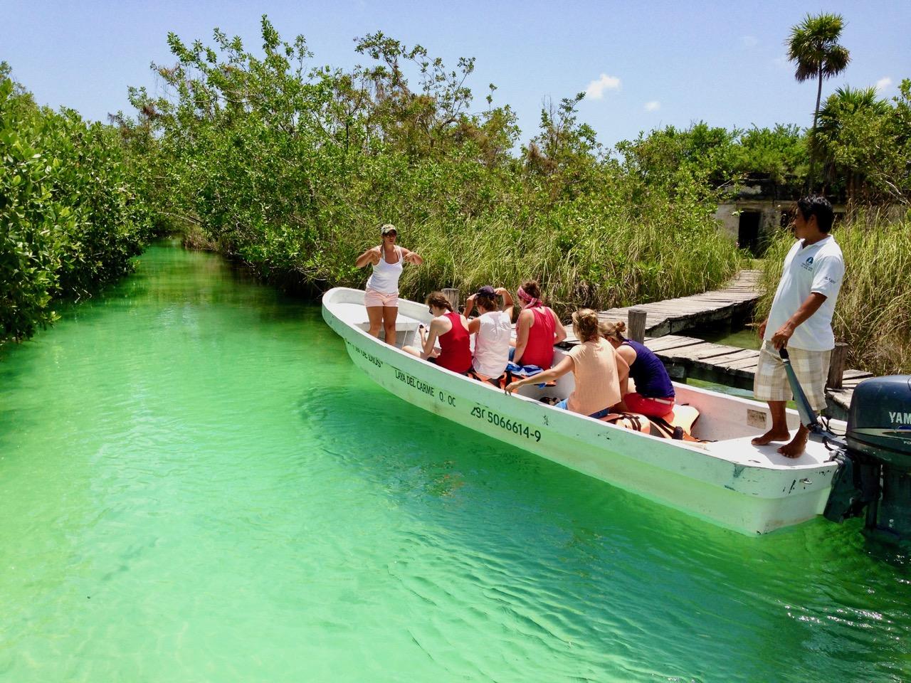Laguna Tours Muyil