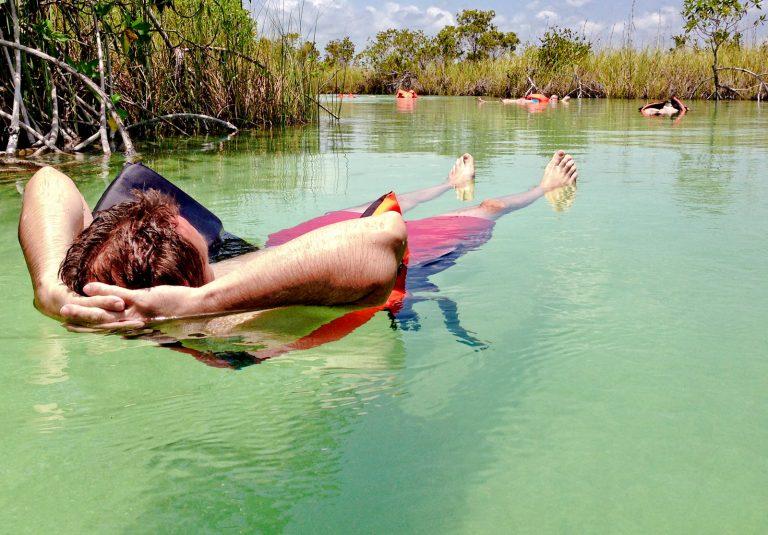 Muyil Natural River Flow