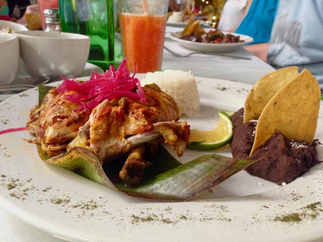 Valladolid mayan cuisine
