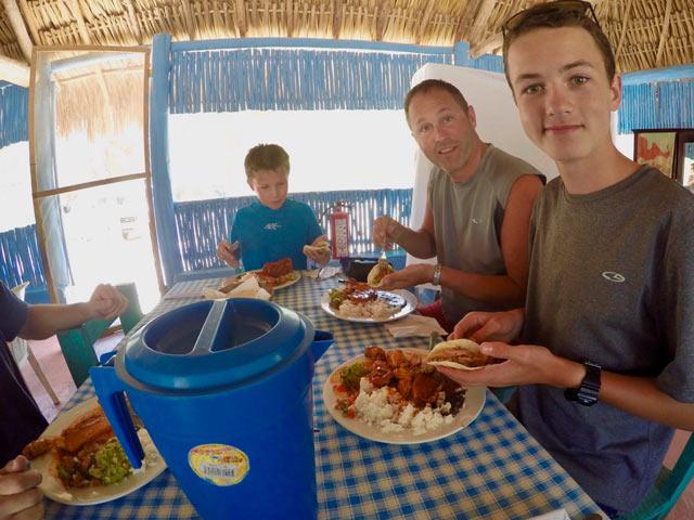 Tulum Mayan Food Riviera Maya