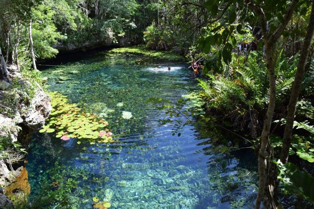 Tulum Open Cenotes Riviera Maya