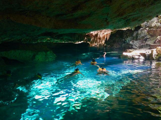 Tulum Snorkel Underground River