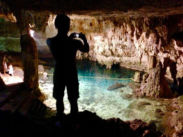 Coba Rainforest Cenote