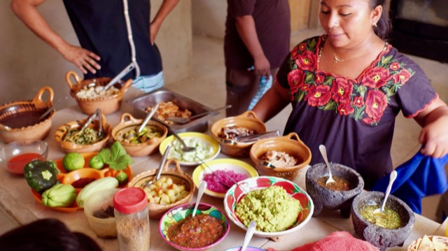 Chichen itza Food Tour Home Cooking