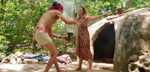 temazcal wellness experience tour riviera maya